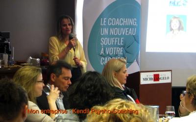De la psychologie au coaching passant par l'entrepreneuriat
