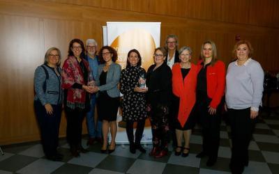 le Panel du Prisme d'excellence du congrèsICF2018