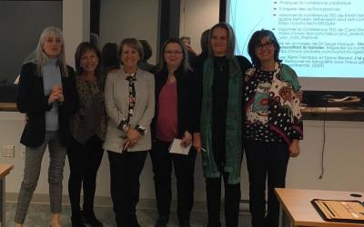 «la performance passe par la bienveillance» activité ICF du comité régional de Québec